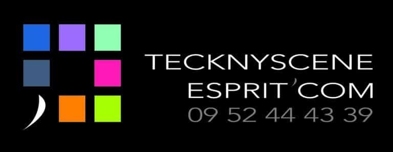 Logo TECKNYSCENE-ESPRIT'COM